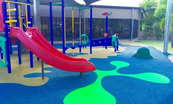 Rubber Playground Surfaces