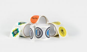 Top Four Perks Of Promotional Labels